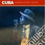 SONEROS DE AYER Y HOY cd musicale di CUBAN PEARLS VOL.2