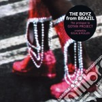 THE BOYZ FROM BRAZIL cd musicale di THE BOYZ FROM BRAZIL
