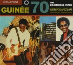 GUINEE-DISCOTEQUE YEARS cd musicale di AFRICAN PEARLS 70