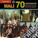 Pearls African - Mali 70 Electric Revolution cd musicale di Pearls African