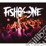 LIVE  ( CD+ DVD) cd musicale di FISHBONE