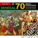 SENEGAL 70-MUSICAL EFFERVESCEN cd musicale di AFRICAN PEARLS