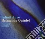 Quintet Belmondo - Infinity Live cd musicale di Quintet Belmondo