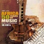 Artisti Vari - Africa-50 Years Of Music cd musicale di Artisti Vari