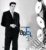 Des perle de pluie 1954-1960 cd musicale di JACQUES BREL