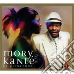 Mory Kante' - La Guineenne cd musicale di Mory Kante