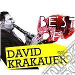 Best of cd musicale di David Krakauer