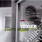 Henri Texier - Canto Negro cd musicale di Henri Texier