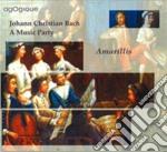 Bach Johann Christian - Quintetto Nn.1, 3, 6 Op.11, Nn.1, 2 Op.22, Sestetto In Do Maggiore cd musicale di Bach johann christia