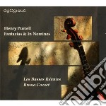 Purcell Henry - Fantazias & In Nomines cd musicale di Henry Purcell