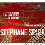 Stephane Spira - First Page cd musicale di SPIRA STEPHANE