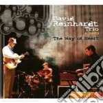 David Reinhardt - The Way Of Heart cd musicale di David Reinhardt