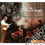 The way of heart cd musicale di David Reinhardt