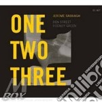 Jerome Sabbach - One Two Three cd musicale di SABBACH JEROME