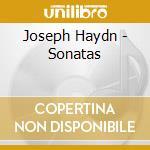 Marcia Hadjimarkos - J.Haydn/Sonatas cd musicale