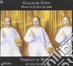 Dufay- Missa Se La Facy Pale cd musicale di Guillaume Dufay