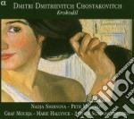 Shostakovich- Krokodil cd musicale di Shostakovich