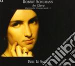 Schumann,robert - An Clara. Opere Per Pianoforte cd musicale di Robert Schumann
