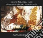 Bach- Concerti Con Diversi Strumenti V. cd musicale di Bach j s