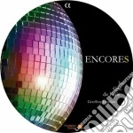 Encores cd musicale di Geoffrey Jourdain