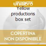 Yellow productions box set cd musicale di Artisti Vari
