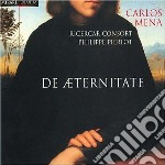 DE AETERNITATE cd musicale