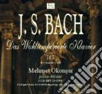 CLAVICEMBALO BEN TEMPERATO cd musicale di Johann Sebastian Bach