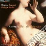 Bertali Antonio - Sonate A 2, 3, 5, 6, Ciaccona cd musicale di Antonio Bertali