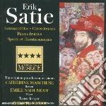 Gymnop�dies, gnossiennes, pi�ces froides cd musicale di Erik Satie