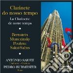 La clarinette de notre temps: sonata per cd musicale di Leonard Bernstein