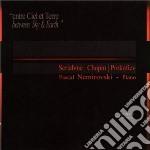 Entre ciel et terre/between sky and eart cd musicale di Sergei Prokofiev