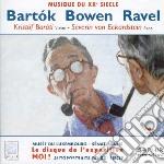 Ravel Maurice / Bartok Bela - Musica Del Xx Secolo: Sonata N.2 Per Violino E Pianoforte  - Barati Kristof  Vl/severin Von Eckardstein, Pianoforte cd musicale di Maurice Ravel