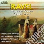 Musica da camera: trio per pianoforte, v cd musicale di Maurice Ravel