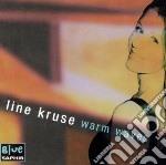 Warm Waves  - Kruse Line  Vl/heri Paredes, Pianoforte, Claude Mouton, Contrabbasso, Daniel Garcia Bruno, Batteria, Miguel Angà Diaz, Percussioni cd musicale di Miscellanee
