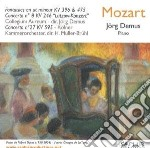 Mozart Wolfgang Amadeus - Fantasie Kv396, Kv 475, Concerto N.8 Kv246 'lützow-konzert', Concerto N.27 Kv595  - Demus Jorg  Pf/collegium Aureum cd musicale di Wolfgang ama Mozart