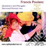 Poulenc Francis - Sestetto, Trio, Aubade, Suite Francese cd musicale di Fran�is Poulenc