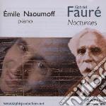 Notturni cd musicale di Gabriel Faur+