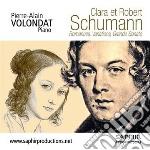 Schumann Robert / Schumann Clara - Grande Sonate Op.11  - Volondat Pierre-alain  Pf cd musicale di Robert Schumann