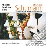 Schumann Robert - Carnaval Op.9, Etudes Symphoniques Op.13, Papillons Op.2  - Levinas Michaël  Pf cd musicale di Robert Schumann