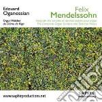 Integrale delle sonate e pezzi per organ cd musicale di Felix Mendelssohn