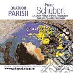 Quartetto per archi d810 'la jeune fille cd musicale di Franz Schubert