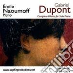 Opere per pianoforte (integrale) cd musicale di Gabriel Dupont