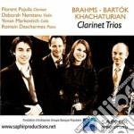Brahms Johannes - Trio Per Clarinetto, Violoncello E Pianoforte Op.114 cd musicale di Johannes Brahms