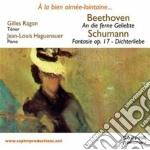 Beethoven Ludwig Van - An Die Ferne Geliebte Op.98 cd musicale di Beethoven ludwig van