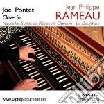 Rameau Jean Philippe - Nouvelles Suites De Pieces De Clavecin - La Dauphine  - Pontet Joël  Cv cd musicale di Rameau jean philippe