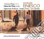 Sonate per violino (integrale), impressi cd musicale di George Enescu