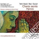 Canti Sacri - Inni  - Ciabrini Carlo  Ten/thierry Delaroche, Baritono, Ann Dominique Merlet, Organo cd musicale di Miscellanee