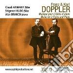 Doppler Franz & Karl - Musica Per Due Flauti E Pianoforte  - Branch Alan  Pf/shigenori Kudo E Claudi Arimany, Flauto Traverso cd musicale di Doppler franz & karl