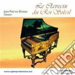 Le clavecin du roi soleil cd musicale di Miscellanee