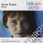 Images (oubli�es), six �pigraphes antiqu cd musicale di Claude Debussy